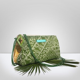 BAHIA Ochre & Green